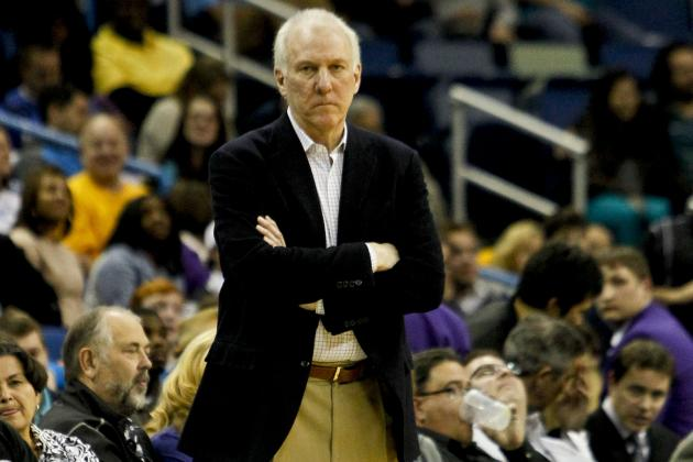 Spurs Nation  Recap: Hornets 95, Spurs 88