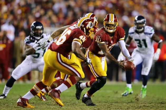 Washington Redskins 2012: RGIII, Alfred Morris and a Year for the Record Books