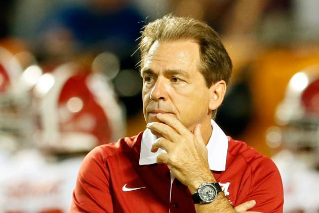 Saban: '2 Days from Now, We Gotta Start on Next Year'