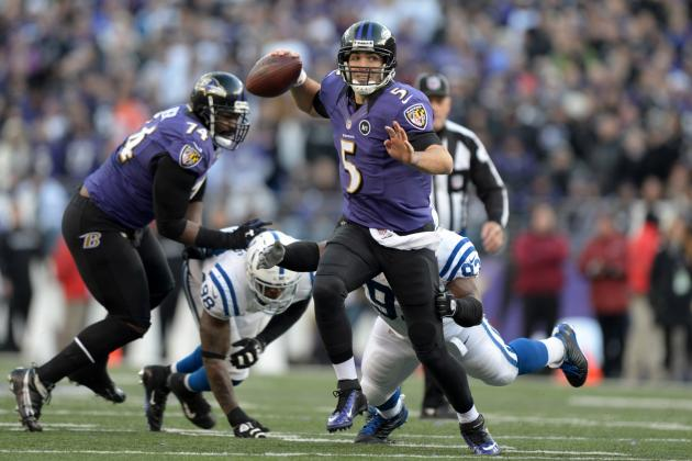 NFL 2013 Playoffs: Ravens and Texans Defy the Momentum Myth
