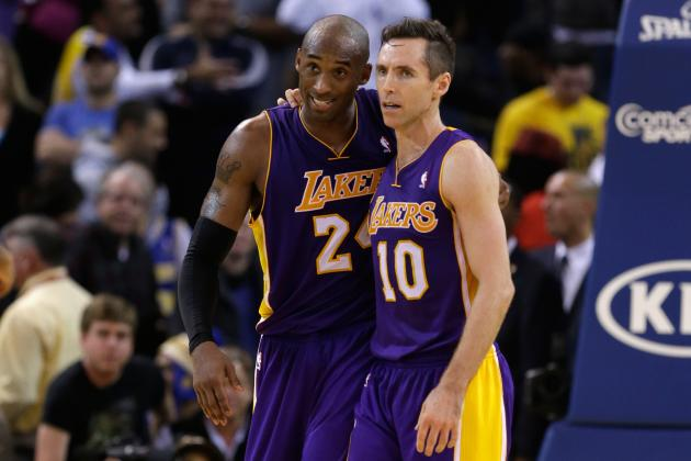 Los Angeles Lakers Must Embrace Being Old as Dirt