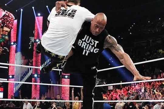 WWE Raw Jan. 7: The Rock and CM Punk Electrify, Cena vs. Ziggler, TLC and More