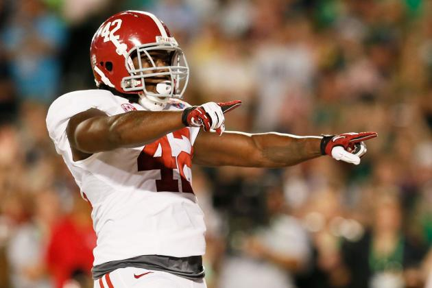 BCS Championship 2013: Eddie Lacy, T.J. Yeldon Like Trying to Stop NFL RBs