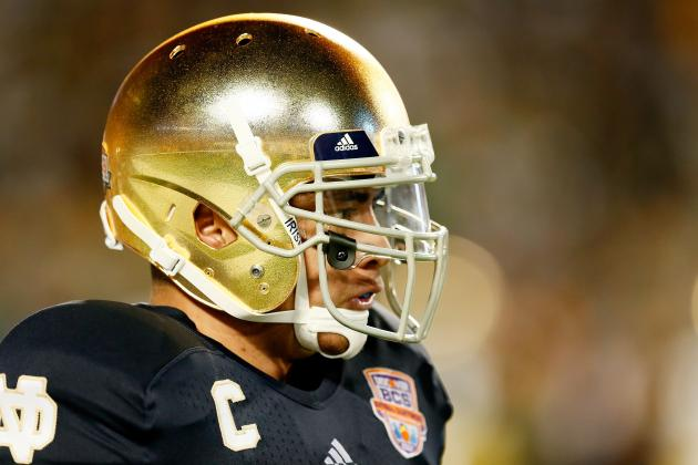 Assessing Manti Te'o's NFL Draft Stock After Notre Dame's BCS Championship Loss