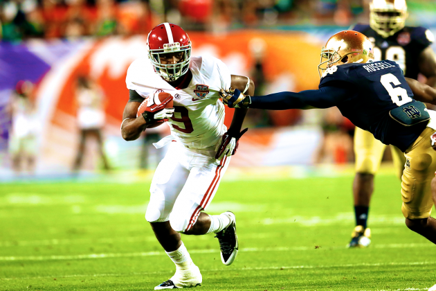 Alabama Beats Notre Dame to Win 2013 BCS National Championship Game