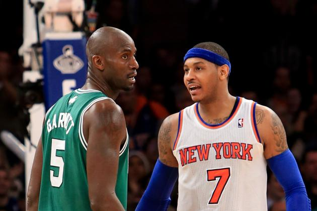 Is Carmelo Anthony Mature Enough to Lead Knicks to a Title?