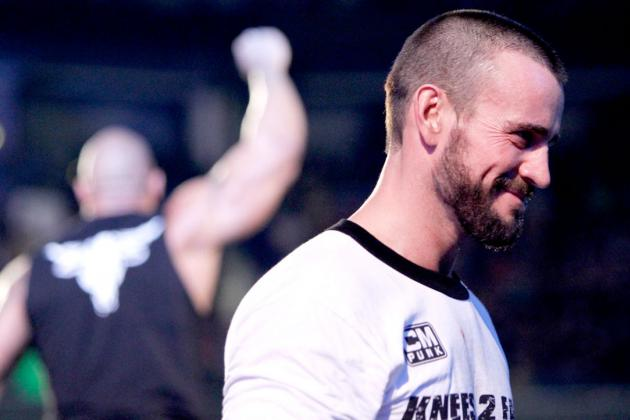 CM Punk Will Be Ready for The Rock at the Royal Rumble