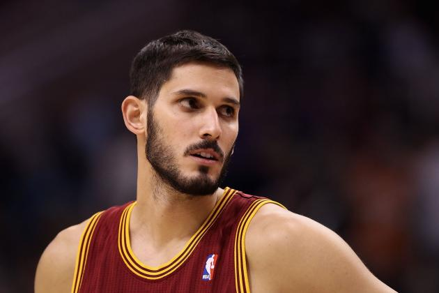 Casspi Says He's Happy in Cleveland, but Declines to Comment on Report