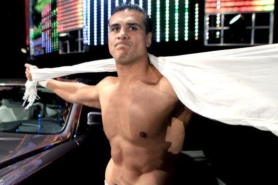 Why Was Alberto Del Rio Not Seen on Raw?