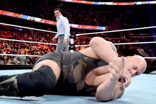 Royal Rumble 2013: Is Big Show vs. Alberto Del Rio the Only Way to Go?