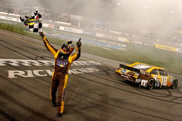 NASCAR: Kyle Busch Likely to Mount Big Comeback in 2013