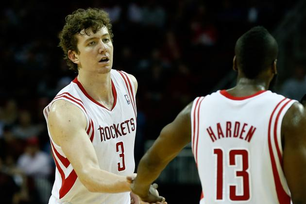 Omer Asik's Success Makes Him Houston Rockets' Second Most Important Player