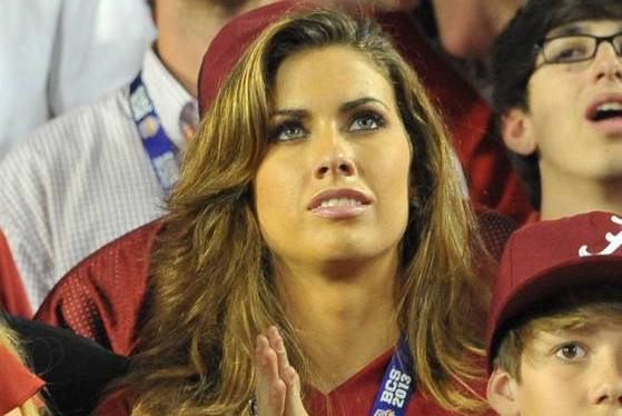 AJ McCarron's Girlfriend: Brent Musburger's Comments in BCS Game Criticized