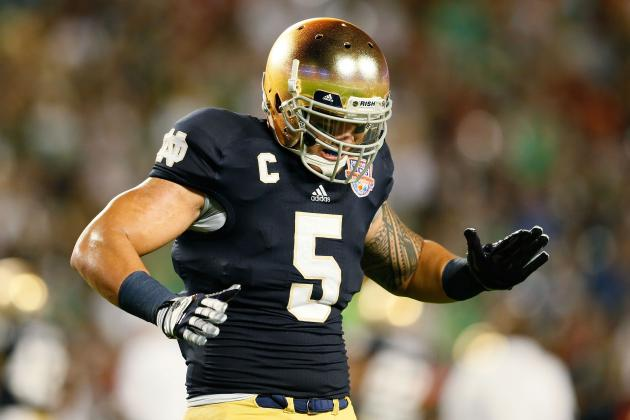 Why the Detroit Lions Should Not Draft Manti Te'o