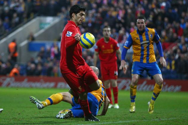 Luis Suarez 'Enjoyed' His Handball Goal, Says Mansfield Chairman