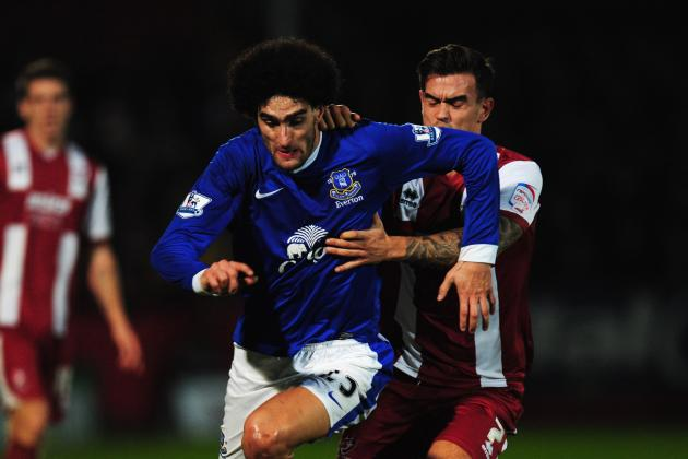 Chelsea Transfer Rumours: Why Marouane Fellaini Is Not a Logical Target