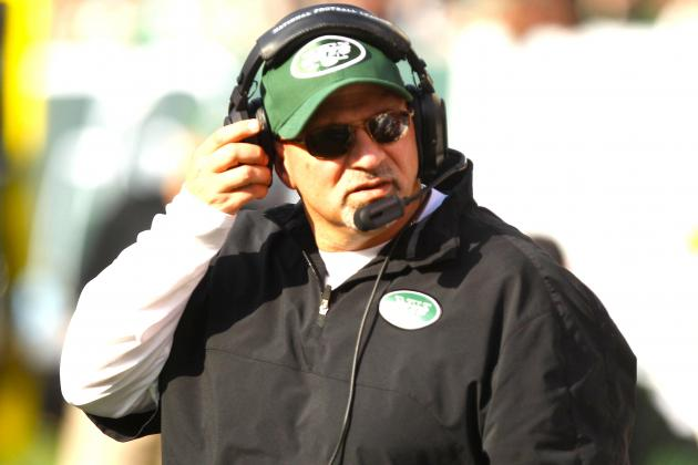 Tony Sparano Reportedly Fired by New York Jets