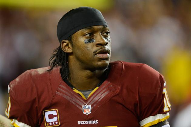 RG3 Reportedly Has Partially Torn Ligaments, and More NFC East News