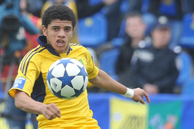 Brazilian Taison Returns Home After Failing to Complete Dream Move to Chelsea