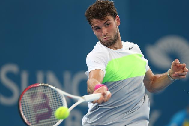 Grigor Dimitrov's Run to Brisbane Final Should Put Tour on Notice
