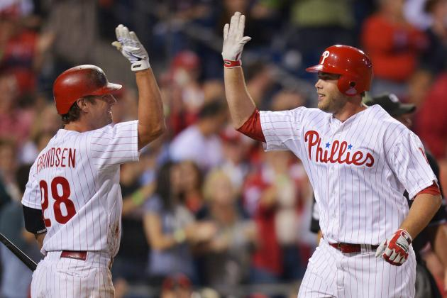 Philadelphia Phillies: Handicapping Odds of Prospects Making Opening Day Roster