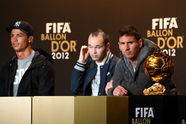 Messi and Ronaldo Accused of Tactical Voting in Battle for Ballon d'Or