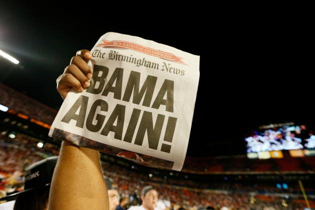 BCS Championship 2014 Format: National Championship Proves Need for Change