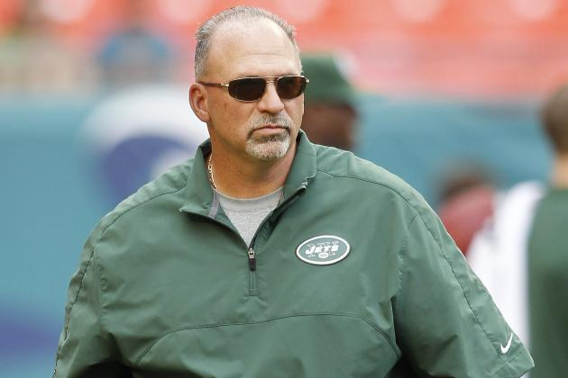 Tony Sparano Fired as New York Jets Offensive Coordinator & Other AFC East News