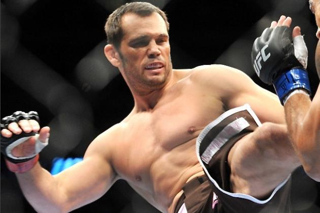 Who Should Rich Franklin Face in His Final Fight of UFC Contract?