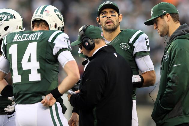 Matt Cavanaugh Reportedly out as N.Y. Jets' QBs Coach