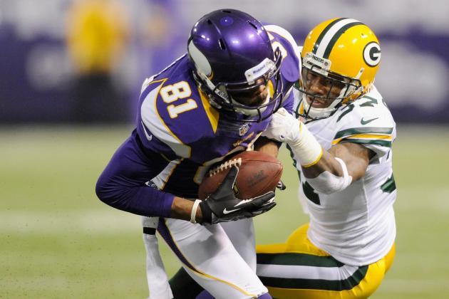 Christian Ponder Wants Jerome Simpson Back
