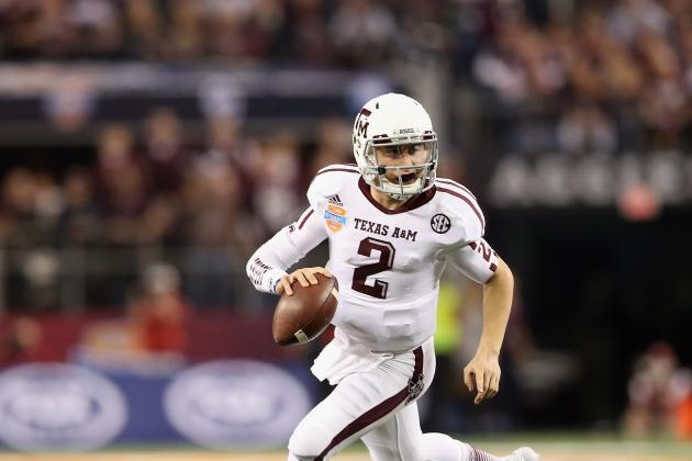 Johnny Manziel Ignores Heisman Bowl Slump