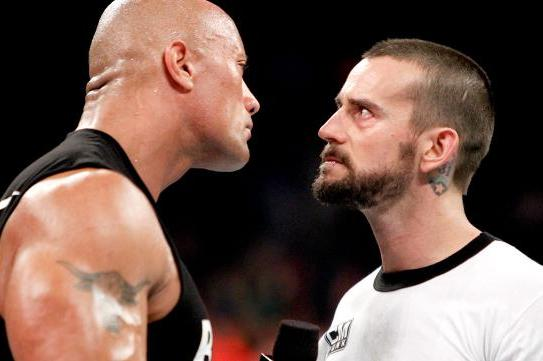 WWE Royal Rumble 2013: CM Punk vs. The Rock Will Eclipse John Cena vs. The Rock