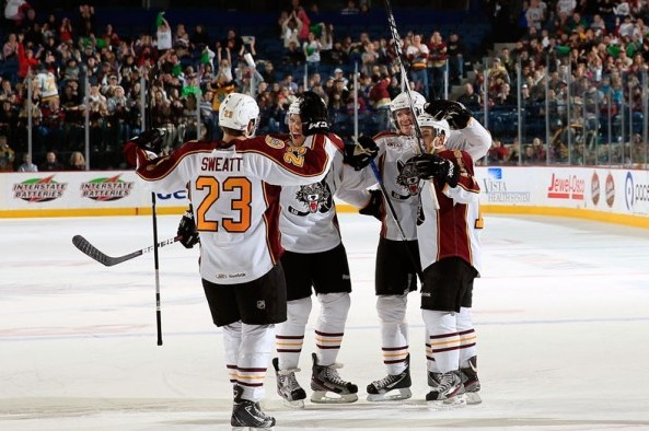 Chicago Wolves: Dec. 31-Jan. 6 Weekly Update
