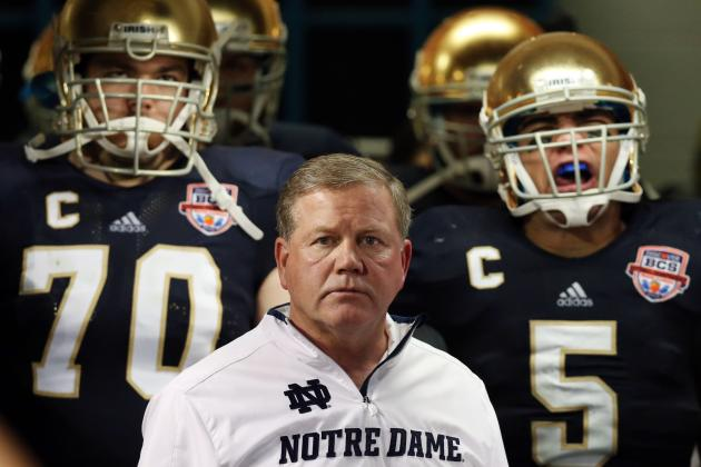 How Loss in 2013 BCS Championship Game Will Impact Notre Dame Recruiting