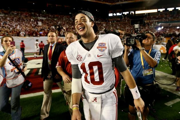 Alabama vs. Notre Dame: What We Learned About A.J. McCarron in BCS Championship