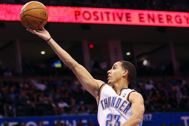 How Kevin Martin Has Replaced James Harden as Oklahoma City Thunder's 6th Man