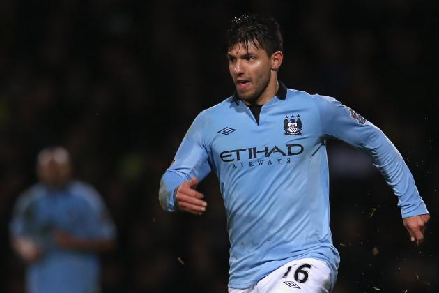 Sergio Aguero: I Want to Be Best in World