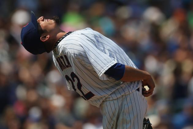 Debate: Should the Cubs Trade Matt Garza?