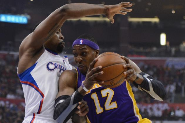 Dwight Howard Injury: Absence of Star Center Will Help Lakers Break out of Funk