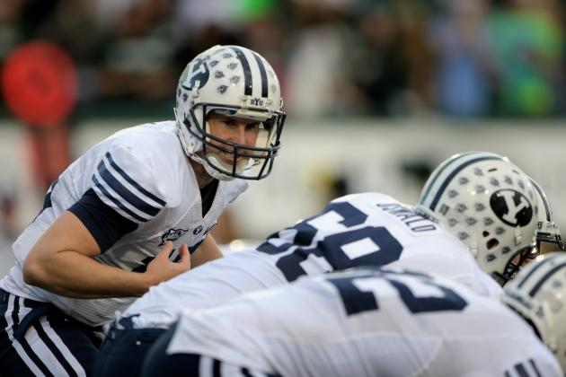 Debate: Will Brigham Young's Offense Improve in 2013?