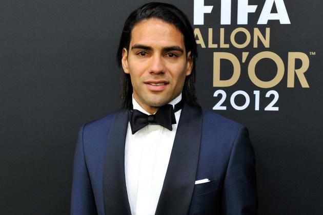 Falcao: I Won't Rule out Italian Move