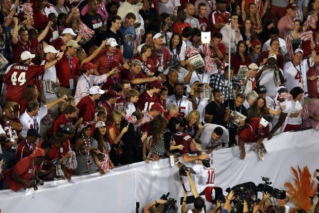 BCS National Championship Game 2013: Epic Contest Draws Huge Television Ratings