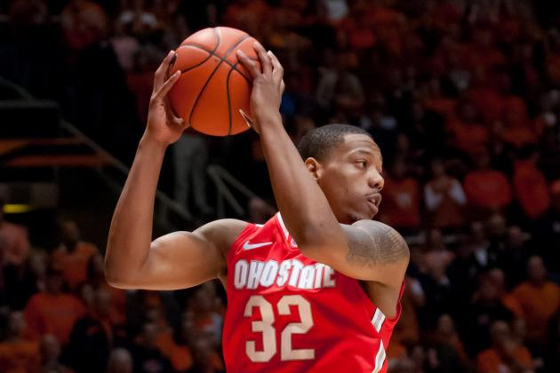 Ohio State Buckeyes Drop to No. 15 in Men's Basketball Top 25