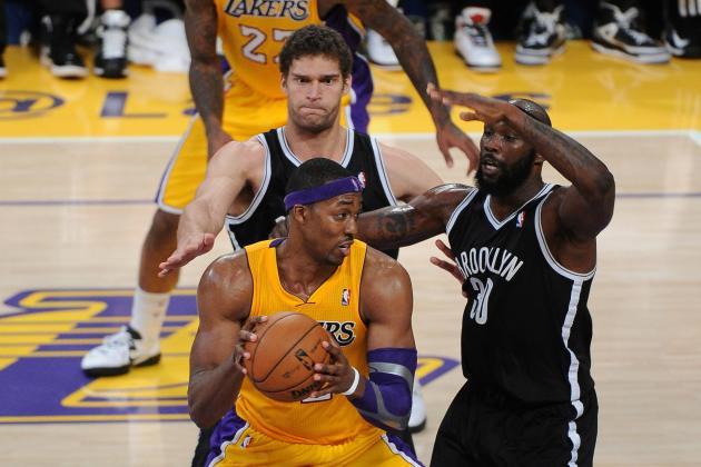Dwight Howard-Kobe Bryant Feud Fuels Brooklyn Nets Speculation