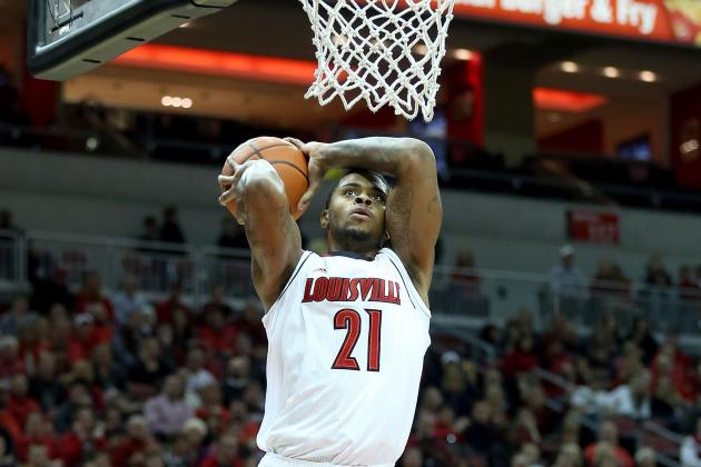 Behanan Expected to Be out 1 Week Due to Ankle Injury