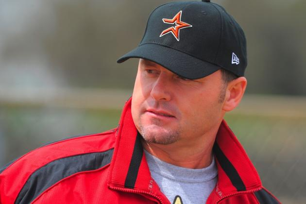 Roger Clemens Reportedly Being Pursued by the Houston Astros