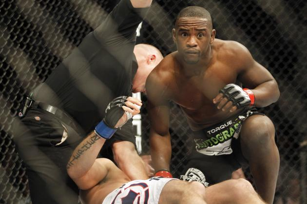 Yves Edwards Welcomes Strikeforce Vet Isaac Vallie-Flagg to the Octagon