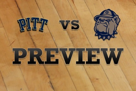 Pittsburgh vs. Georgetown: Full Game Preview