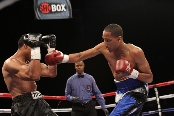 Alantez Fox: Will the 6'5'' Junior Middleweight Be the Next Paul Williams?